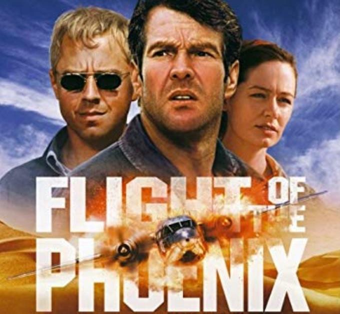 映画『フライト・オブ・フェニックス』はHulu・U-NEXT・dTV・Netflixどれで配信?