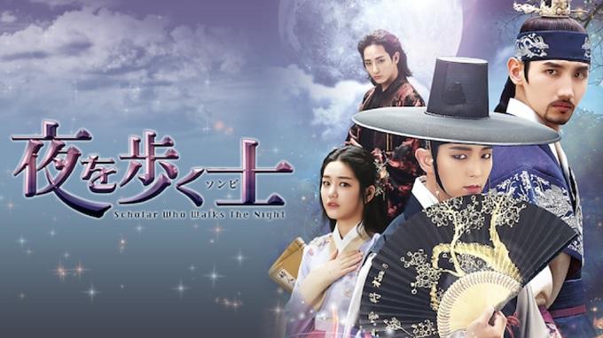 韓国ドラマ『夜を歩く士<ソンビ>』はHulu・U-NEXT・dTV・Netflixどれで配信?
