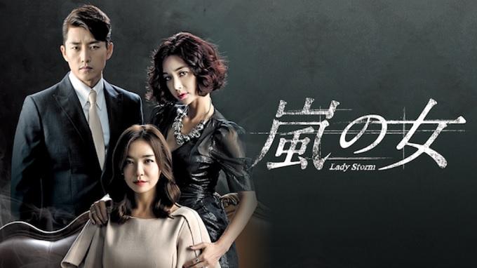 韓国ドラマ『嵐の女』はHulu・U-NEXT・dTV・Netflixどれで配信?