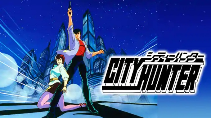 アニメ『シティーハンター』はNetflix・Hulu・U-NEXTどれで配信?