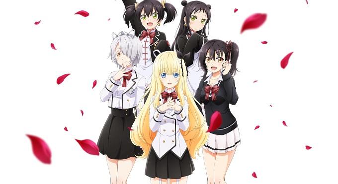 アニメ『寄宿学校のジュリエット』はNetflix・Hulu・U-NEXT・dTVどれで配信?