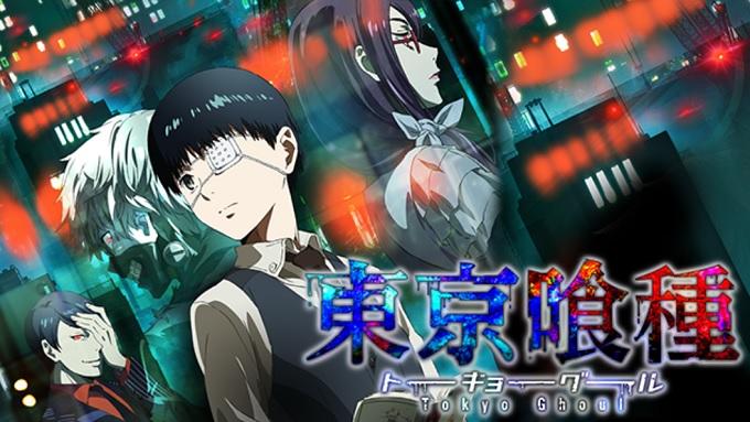 アニメ『東京喰種トーキョーグール』シリーズはNetflix・Hulu・U-NEXT・dTVどれで配信?
