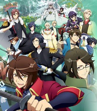 アニメ『BAKUMATSU(1期),BAKUMATSUクライシス(2期)』はNetflix・Hulu・U-NEXTどれで配信?