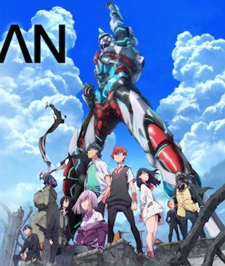 アニメ『SSSS.GRIDMAN』はNetflix・Hulu・U-NEXT・dTVどれで配信?