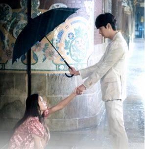 韓国ドラマ『青い海の伝説』はNetflix・Hulu・U-NEXT・dTVどれで配信?