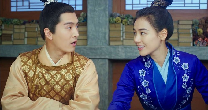 中国ドラマ『花と将軍~Oh My General~』はNetflix・Hulu・U-NEXT・dTVどれで配信?