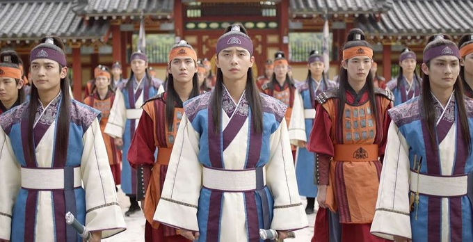 韓国ドラマ『花郎<ファラン>』はNetflix・Hulu・U-NEXT・dTVどれで配信?