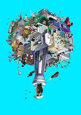 アニメ『モブサイコ100 II』はNetflix・Hulu・U-NEXT・dTVどれで配信?