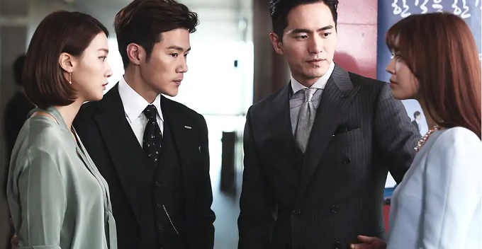 韓国ドラマ『グッバイ ミスターブラック』はNetflix・Hulu・U-NEXT・dTVどれで配信?