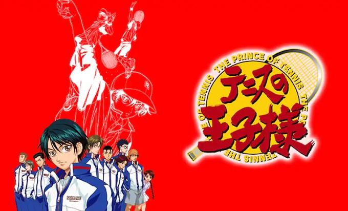 アニメ『テニスの王子様』はNetflix・Hulu・U-NEXT・dTVどれで配信?