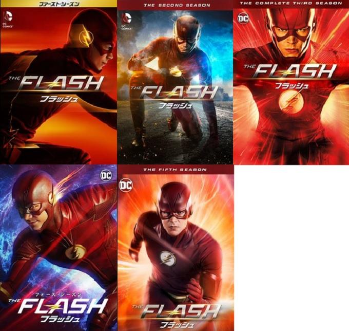 海外ドラマ『THE FLASH/フラッシュ』シリーズはNetflix・Hulu・U-NEXT・dTVどれで配信?