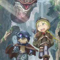 アニメ『メイドインアビス』はNetflix・Hulu・U-NEXT・dTVどれで配信?