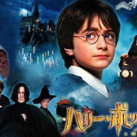 『ハリー・ポッターと賢者の石』の配信サイト【無料動画/Netflix・huluなど】