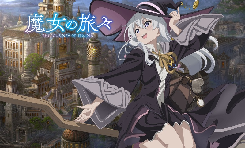 アニメ『魔女の旅々』はNetflix・Hulu・U-NEXTどれで配信?