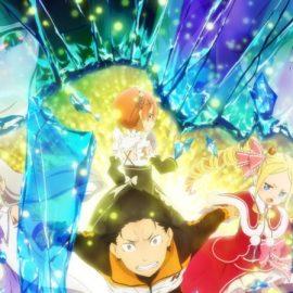 アニメ『Re:ゼロから始める異世界生活 2nd season 後半クール』はNetflix・Hulu・U-NEXTどれで配信?