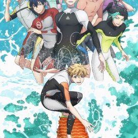 アニメ『WAVE!!~サーフィンやっぺ!!~』はNetflix・Hulu・U-NEXTどれで配信?