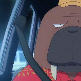 アニメ『オッドタクシー』はNetflix・Hulu・dTVどれで配信?